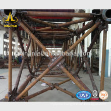 Transmission Line Steel Tubular Pole(220KV)