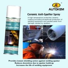 Vaporisateur anti-éclaboussures en céramique à sec, agent anti-pulvérisation anti-pulvérisation Aérosol Spray