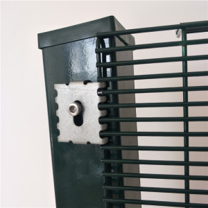 High security fence 358 mesh specifications