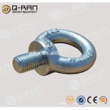 Precio de perno de anclaje de acero carbono forjado perno de ojo DIN580