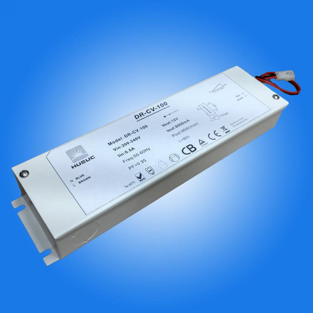 waterproof led driver boxed