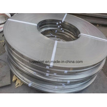 Cinto de tira de aço inoxidável ASTM 310S