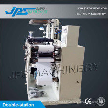 Sticker Paper Die Cutter Machinery with Slitting Function