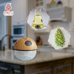 Office Air Purification Pine Cone Aceite esencial