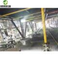 Raffinerie-Rohöldestillation zum Benzin-Prozess