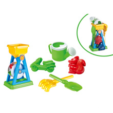 Пластмассовые игрушки с песочным пляжем с En71 (H2471135)