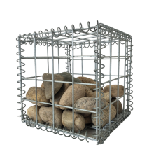 Galvanized Gabion box for rock construction