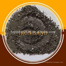 Material de filtração Minério de ferro de magnetita natural para venda