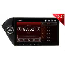 Android 4.4 GPS del coche de Yessun para KIA K2 (HD1022)