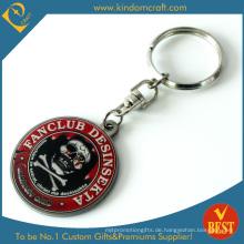 Scary Skull Fashion Metall Schlüsselanhänger für Werbegeschenke (LN-0213)