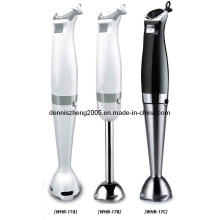 Stepless Variable Speed 250/500W Immersion Hand Blenders with Attachments