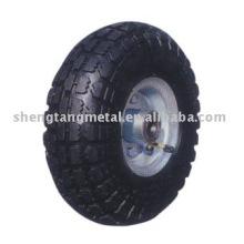 rueda de goma neumática PR1004