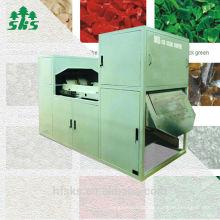 Melhor classificador de cores da cor salina com câmera CCD de alta tecnologia