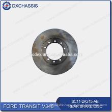 Genuine Rear Disc Brake for Ford Transit V348 6C11 2A315 AB