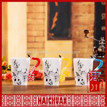music ceramic mug from china