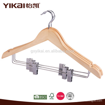 Gute Qualität Holz Kleiderbügel