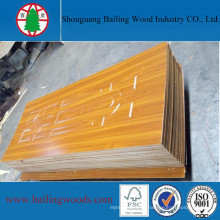 Melamine Colors Moulded HDF Door Skin for Interior Door