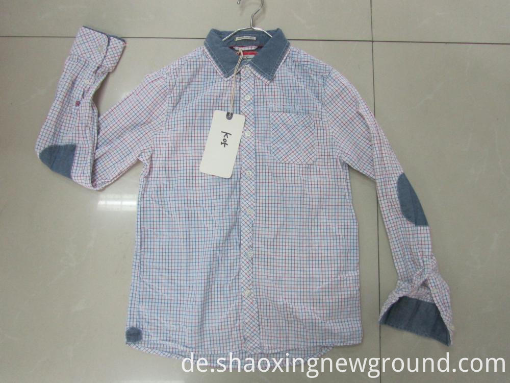 Custom cotton shirt for men