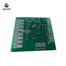 Immersion Silver finish 10 Layer Graphic Card PCB