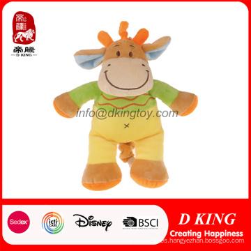 Muñecas de juguete de bebé Muñeco de peluche de peluche Animal de juguete con sonido