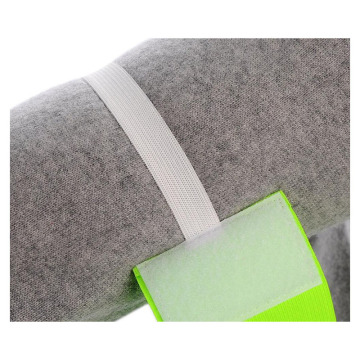 Anti-Drop-Design Green Elastic Soccer Captain Armband