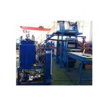 Garage Door Panel Continou Production Line Embossing machine