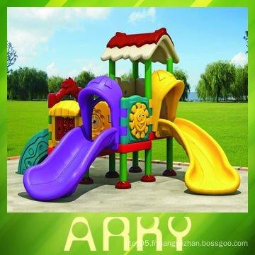 Children's Plastic Small Playground