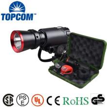 Preço de Fábrica Lanterna LED de Longa Distância com Caixa de Presente