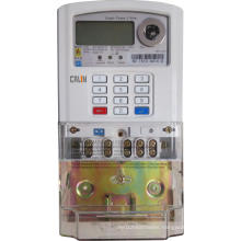 Single Phase Sts Keypad Prepaid Meter for Indonesia Market
