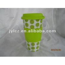 Keramische Kaffeetasse mit 16oz