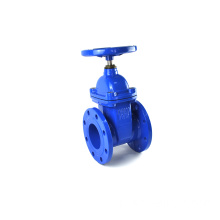 Sale pressure seal flangre connection ductile iron 100mm gate valve price