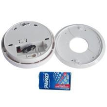 Detector de fumaça com luz indicadora