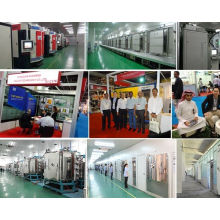 Arc and Sputtering PVD Coating Machine for High Quality Stainless Steel Parts