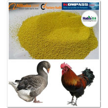 Livestock feed additive powder