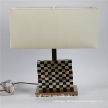 Canosa ECO-friendly золотая перламутра с настольными лампами с ручкой