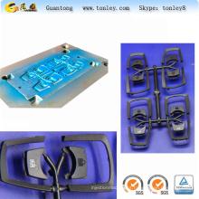molde de injeção ABS material chaveiro peças e acessórios