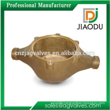 Bottom price hot selling brass brass investment casting parts