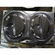 Molde de compressão de louça de aço melamina (MJ-012)