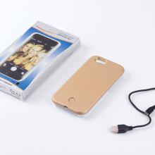 2016 Selfie LED Case für iPhone 6/6plus heißer Verkauf