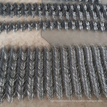 decorative hot sale temporary construction chain link fencing fence (good price)