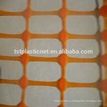 Высокое качество предупреждающий барьер сетка / оранжевый пластиковый забор безопасности