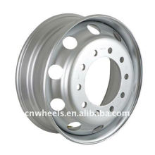 Бескамерная стальная оправа для грузовиков 22.5 * 7.50