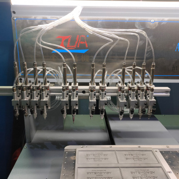 Saving Cost Plastic Label Dropping Machine