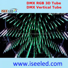 Music 3D DMX Tube Light Madrix Compatible