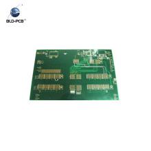 Rigid vehicle-mounted electronics printed pcb board