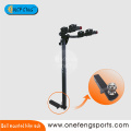 2 Bike Ball Mounted Bike Rack