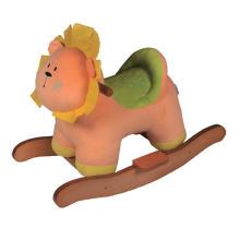 Fábrica de fornecimento Rocking Horse Toy-Lion Rocker