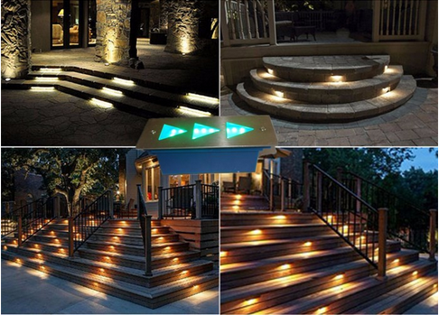 led step light 3W