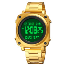 Digital Wrist Watches Skmei 1726 Waterproof Men Sport watches Hight Quality Stainless Steel Relojes Hombre