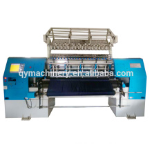 QY computerized lock stitch quilting machine,high speed multi needle quilting machine